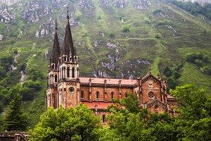 Basilica de Covadonga, Asturias