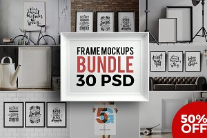 50% Off - Frame Bundle