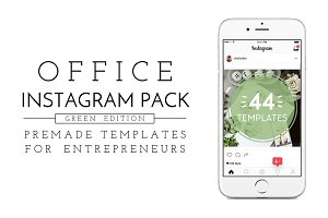 Office Insta Pack [Green Edition]