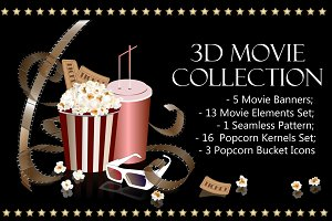 3D Movie Collection