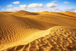 Sahara desert, Douz, Tunisia.