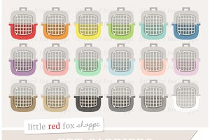 Pet Carrier Clipart