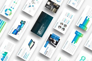 EB Powerpoint Template