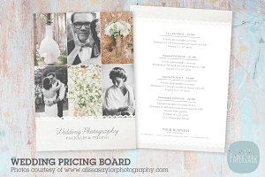 IP012 Wedding Pricing Packages