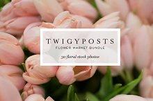 Ultimate Floral Stock Photo Bundle