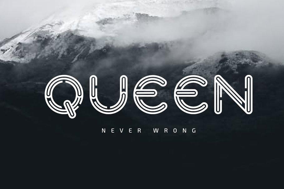 EQIVA Logo Font