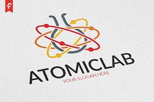 Atomic Lab Logo