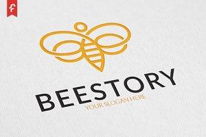 Bee Story Logo