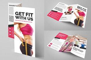 Tri-fold Brochure Fit