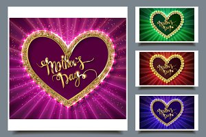 Greeting cards Happy Mother's day!