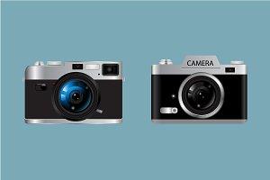 Camera retro