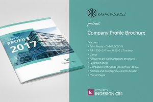 Company Profile Brochure 2017