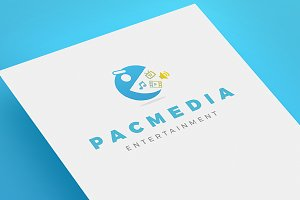 Pacmedia Logo