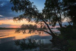 Svidivok. Dawn on the Dnieper TIF