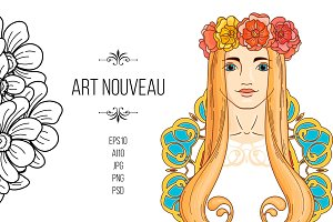 Beauty Collection: Art Nouveau