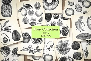 Fruit Collection / part 2