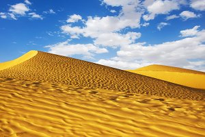 Sahara Desert, Douz, Tunisia