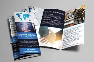 Insurance Agency Tri-Fold