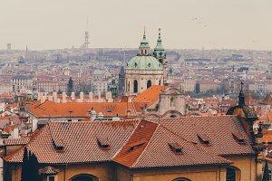 A Day in Prague