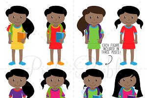 African American Female Students