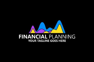 Trading Finance | logo Template