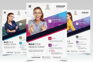 Business Vol.2 - PSD Flyer Template