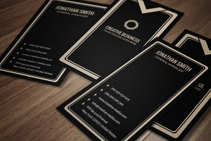 Luxury Business Card CM026