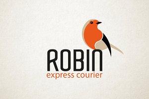 ROBIN vector logo
