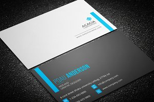Falgun Business Card