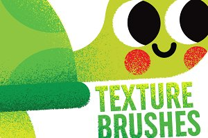 Texture Brush Vector