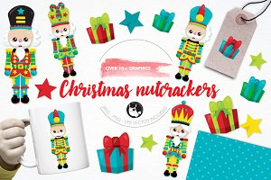 Nutcracker illustration pack