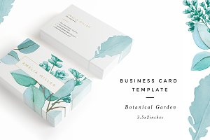 Botanical Garden I Business Card