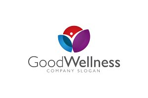 Good Wellness Logo