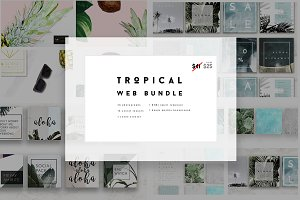 Tropical Social Web Bundle