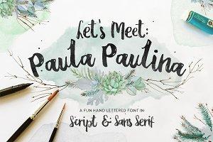 Paula Paulina Script