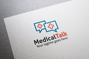 Medical Talk Logo