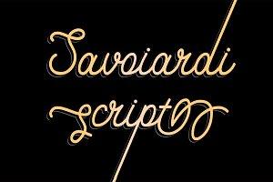 Savoiardi script+shadow