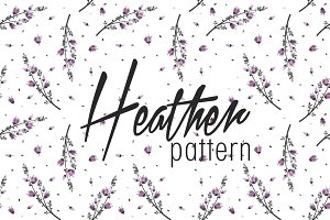 Heather pattern