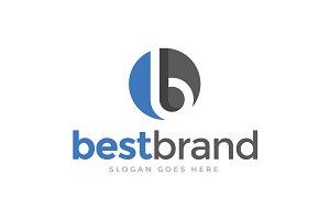 Best Brand Letter B Logo