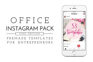 Office Insta Pack [Pink Edition]