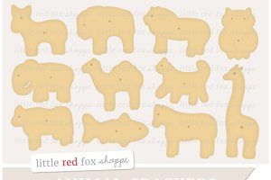 Animal Cracker Clipart