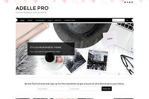 Adelle Pro - Blog & eCommerce Theme