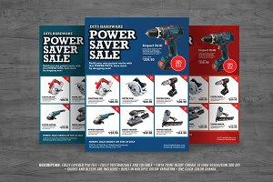Power Sales Flyer