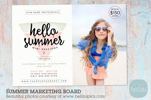 IH012 Summer Marketing Board