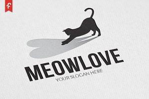 Meow Love Logo