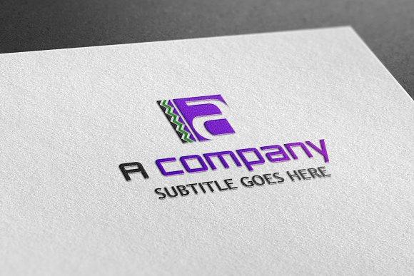 A Company Style Logo - Logos