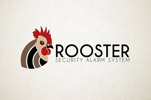 ROOSTER vector logo