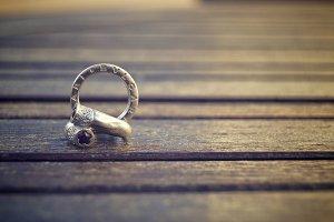 Used Silver Rings