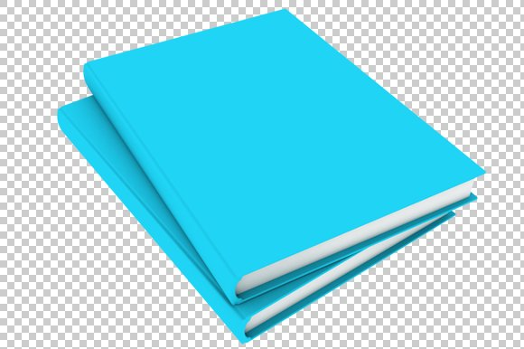 it job cover letter books 3d render png graphics creative market 22614 | books