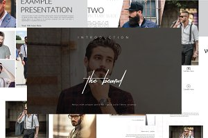 The Beard Hipster Keynote Template